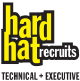 Hard Hat Recruits Logo